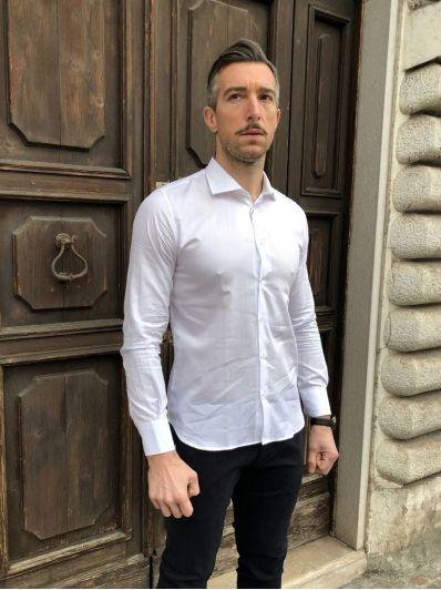 Camicia colletto italiano