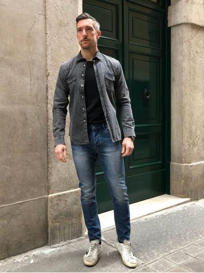 Jeans classico skinny