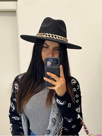 Cappello catena