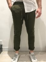 Pantalone coulice lino