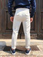 Pantalone con taschino davanti officina