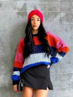 Fascia di lana hand made